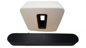 Sonos Surround Anlage