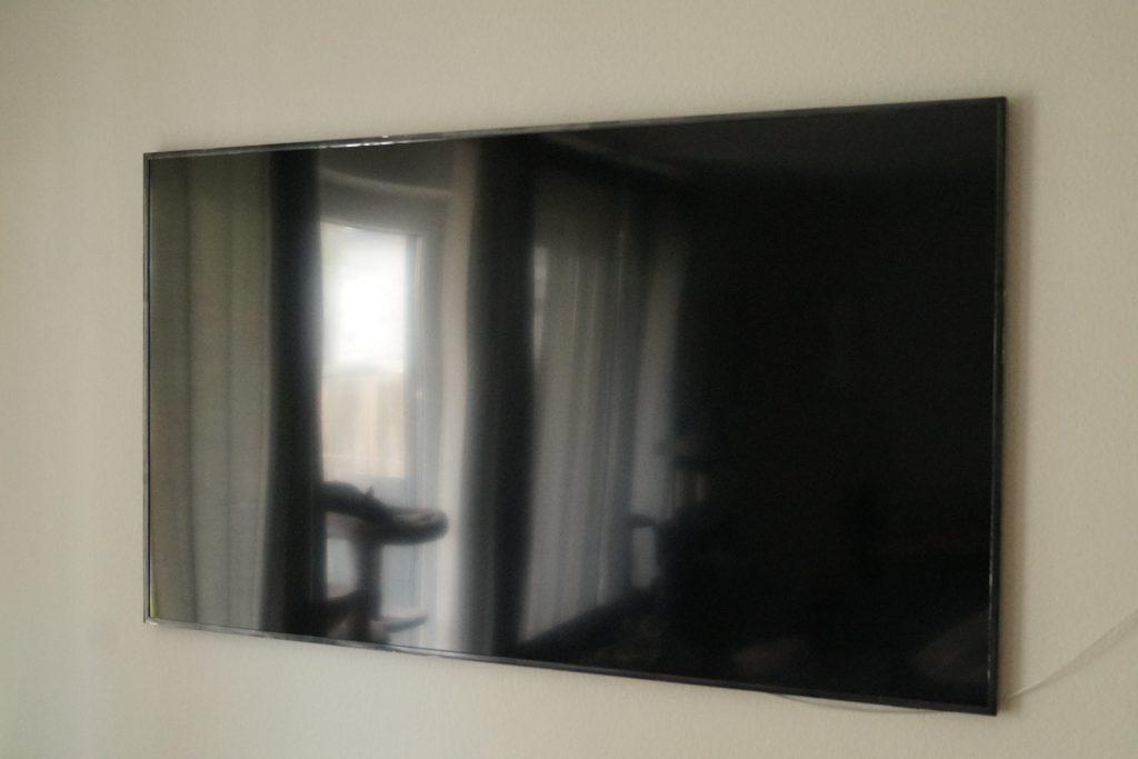 Samsung the Frame 2021 Spiegelung